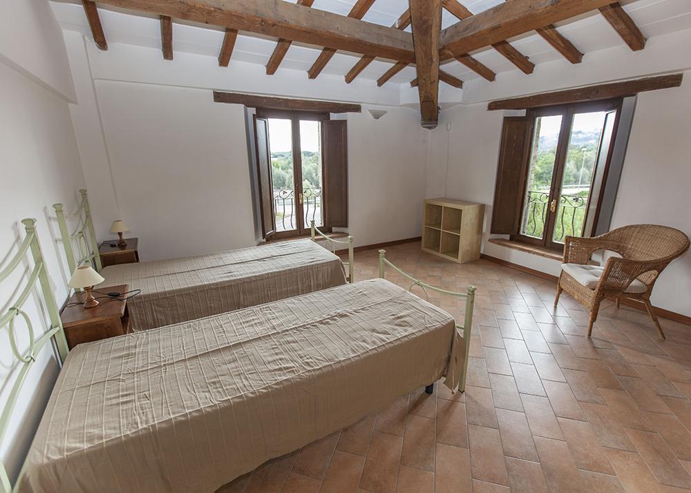 Foresteria alloggi per studenti centro italiano di for 2 appartamenti della camera da letto principale