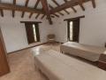 Camera con due posti letto