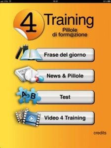 4 Training