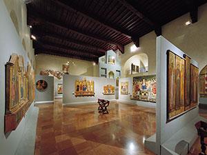 Galleria Nazionale dell'Umbria. Fonte: Comune di Perugia