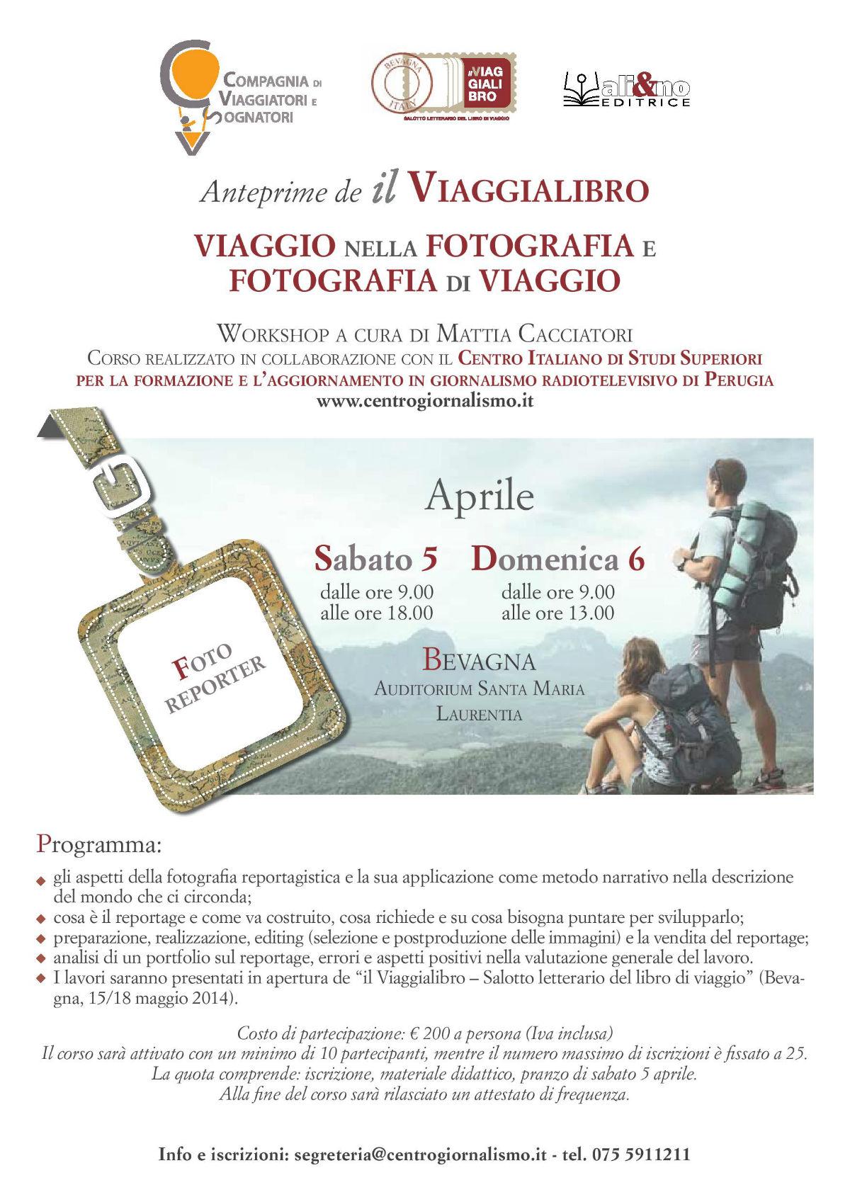 Workshop a Bevagna