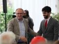 Nicola Campagnani riceve la borsa di studio intitolata a Dante Ciliani